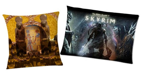 Interior decor and printed pillow cases and theme pillow cases from the factory direct.